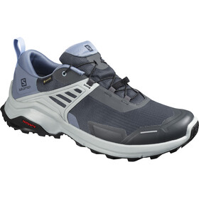 Salomon X Raise GTX Sko Herrer, india ink/flint stone/quarry